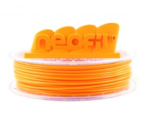neofil3D PLA orange 285mm