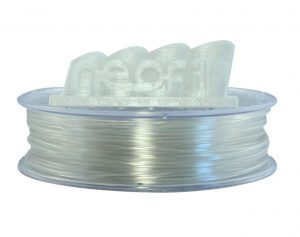neofil_SPE_PETG_clear 3